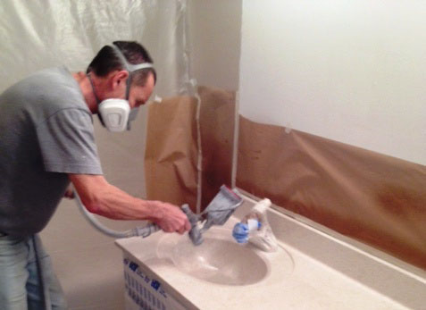 Bon Due To A High Cost Of Replacement, People Seek Alternative Ways To Restore  Existing Tub And Tile Surfaces. Amazing Bathtub Refinishing Florida Offers  The ...